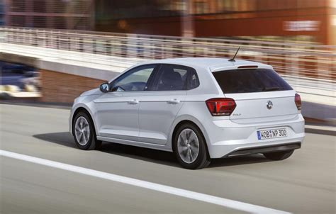 volkswagen polo 2018 volkswagen polo officially revealed gti packs 147kw