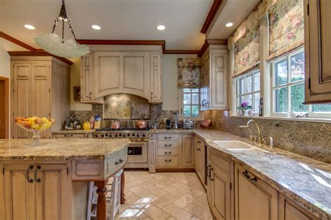 castle kitchen cabinets home of the week wenatchee s craigmuir castle zillow