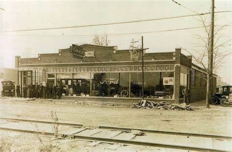 Garage Brothers Warehouse by Model T Ford Forum Photo Rivard Brothers Ford