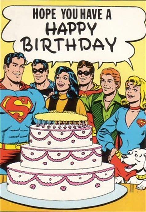 Superhero Birthday Meme - comicpageoftheweekend hope you have a happy birthday