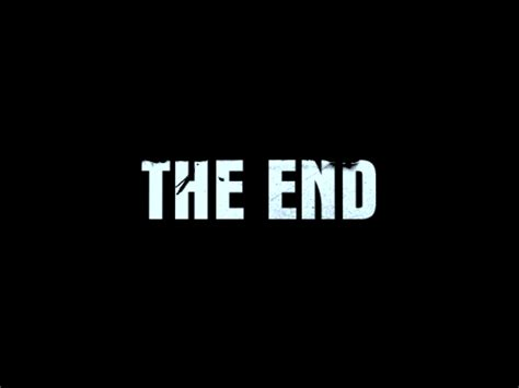 The 1 2 End By Rikachi derin hakikatler the end