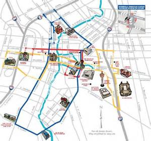 Via Bus Route Map by Via Replacing Its Yellow Line With Primo The Downtown Blog