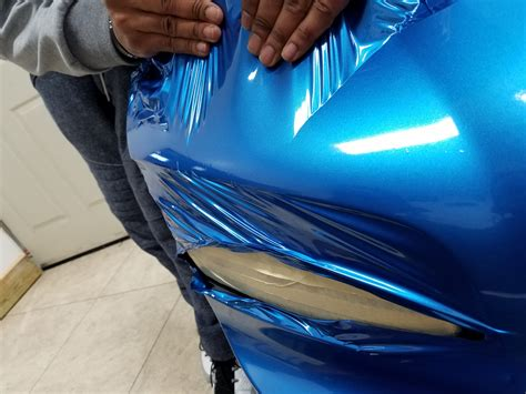 Automotive Upholstery Classes Vinyl Wrap Classes Start Soon Mobile Tech
