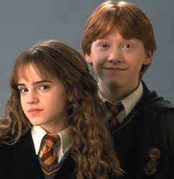 this is what harry potter s and hermione look like all