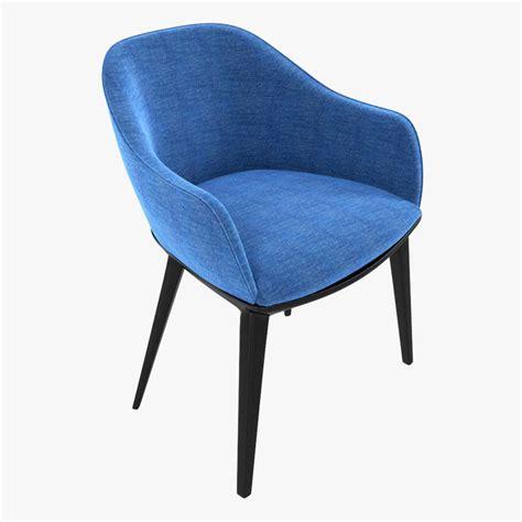 stuhl 3d 3d softshell chair vitra shell model