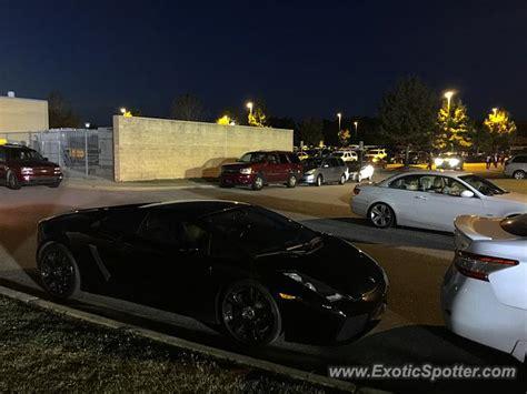 Lamborghini Nc Lamborghini Gallardo Spotted In Rocky Mount