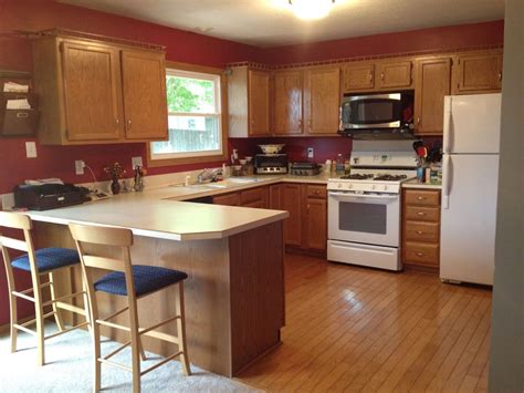 painting red oak kitchen cabinets cherry wood kitchen cabinets with black granite white