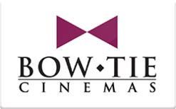 Bow Tie Cinema Gift Card - buy bow tie cinemas gift cards raise
