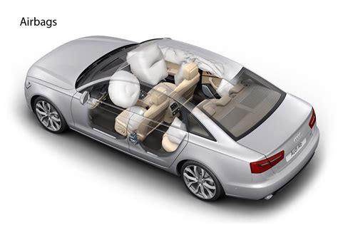 audi airbags foto audi a6 fotografia airbags automovil audi