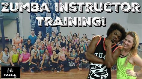 zumba instructor tutorial zumba instructor training youtube