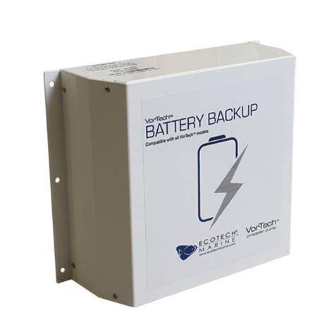 resetting battery backup ecotech marine vortech battery backup