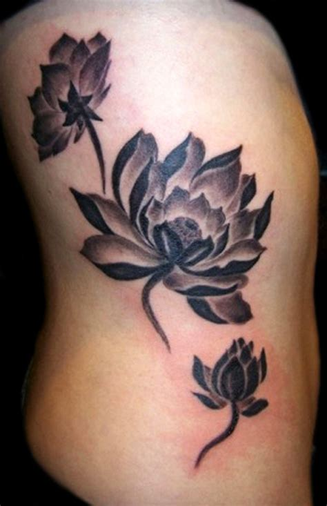 dark flower tattoo designs black lotus design of tattoosdesign of tattoos