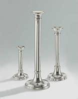 kerzenhalter silber modern lambert kerzenhalter silber metall auswahl