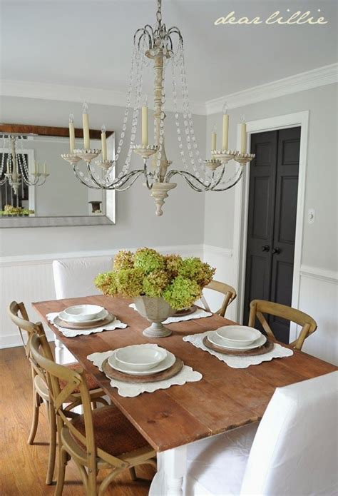 modern country dining room style modern country