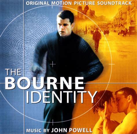The Bourne Identity the bourne identity original motion picture soundtrack