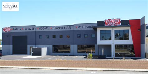 Reece Plumbing Joondalup by Vespoli Constructions Completed Projects Wa Australia