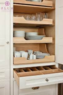 Kitchen Pantry Cabinet With Drawers Pull Out Shelves Traditional Kitchen Mcgill Design Group