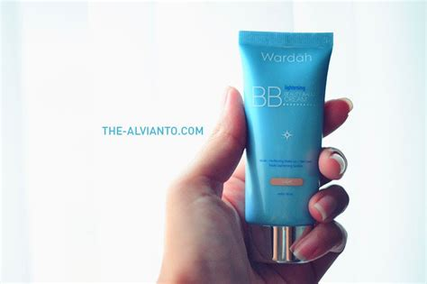 Serum Wardah Dan Nya lightening bb wardah fifi alvianto