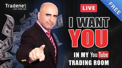live day trading room live day trading room streaming meir barak youtube