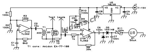 impedance transformer circuit impedance transformer schematic impedance free engine image for user manual