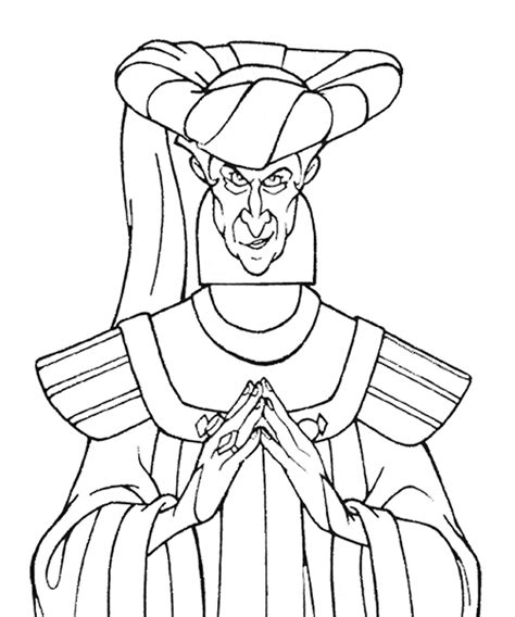 coloring pages disney villains free coloring pages of marvel villains