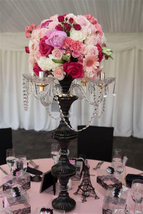 paris themed centerpieces paris baby shower party ideas bridal showers the stand