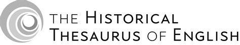 historical thesaurus home welcome