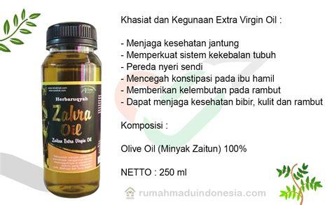 Habbat Tin khasiat dari minyak zaitun rumah madu indonesia