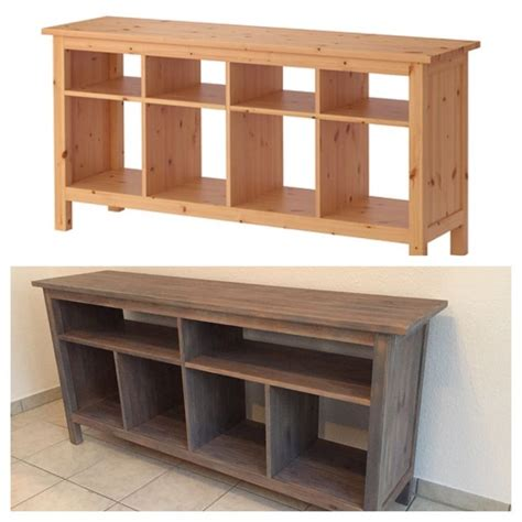 ikea hack console table 31 best images about ikea hemnes hennessy ikea sofa table