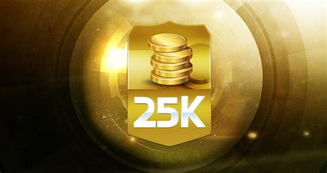 Fifa Giveaway - 25 000 coins giveaway