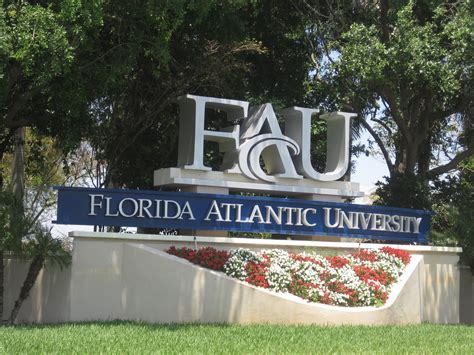 Mba Program Florida Atlantic by The School Of Accounting Executive Programs At Florida