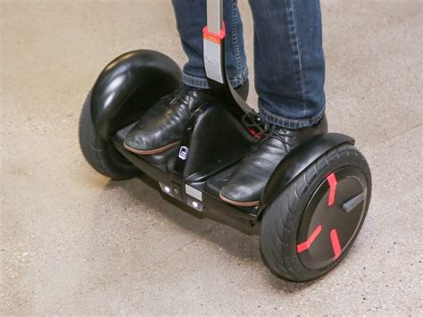 Mini Segway 2 Stang Merk Rider segway minipro is the luxury suv of hoverboards on cnet