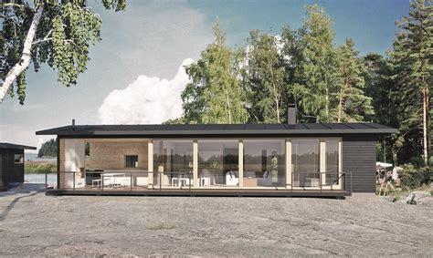 sun house sunhouse modern prefab includes finnish sauna tiny house blog