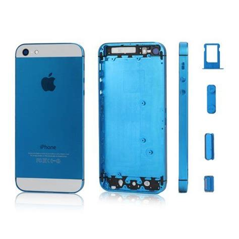 Iphone 5s Housing Replacement by Muze Iphone 5s Back Cover Housing Replacement Parts Battery Door Cover Mid Middle Replacement