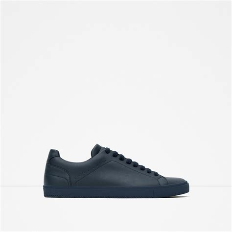 Zara Sneaker by Zara Sneakers 28 Images Zara Contrast Sneakers In For