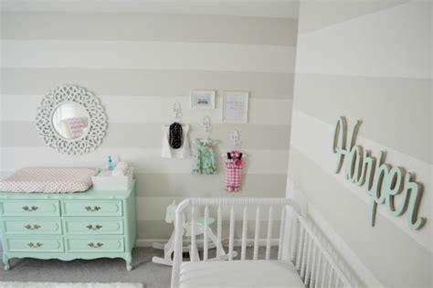 ideas decorar habitacion bebe gotele tendencia color mint en decoraci 243 n para beb 233 s decoraci 211 n
