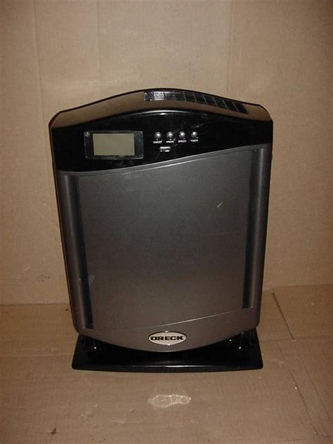 oreck xl air purifier air7b w truman cell ionizer filter xtreme cleaner ebay