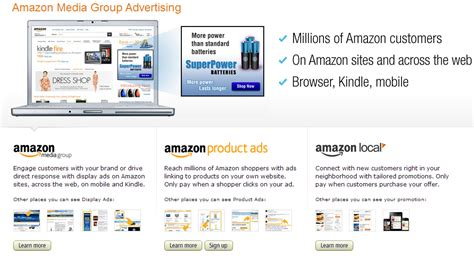 amazon ads amazon launching their own online advertising program