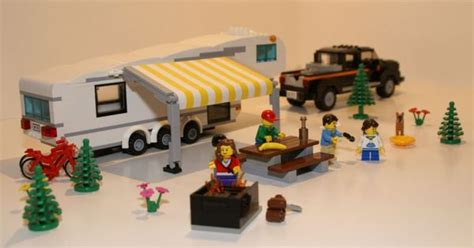 tutorial lego fifth wheel lego instructions to build a custom 5th wheel cer
