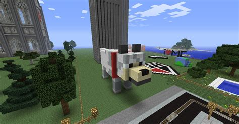 dog house minecraft rt new house my dog house d minecraft project