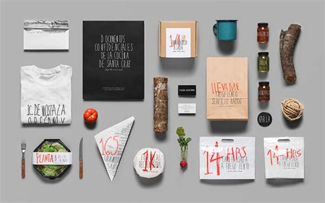 Summer Naturals Product Ethically Packaged by Thoughts On Creating A Brand Identity Package