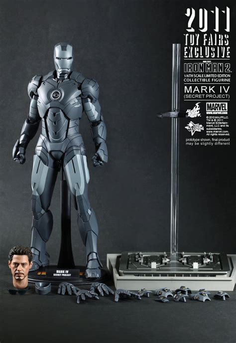 Toys Ironman 4 Secret Project Exclusive 2011 toys iron 2 iv secret project 2011 fairs exclusive toys iron 2