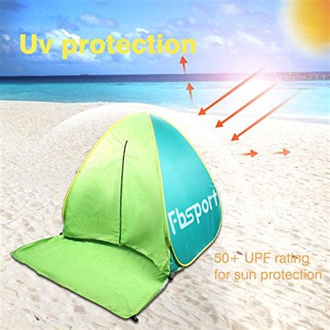 Tenda Sun Shelter Umbrella Automatic Pop Up Portable Tent Lig fbsport portable lightweight tent automatic pop up