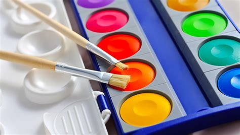 diy how to make awesome watercolor paints for coloring crafts