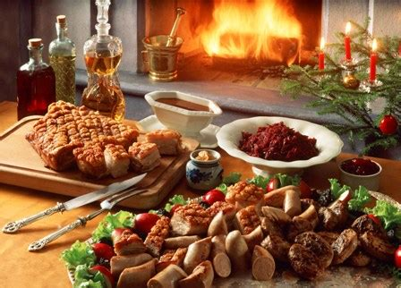 what do norwegians eat at christmas