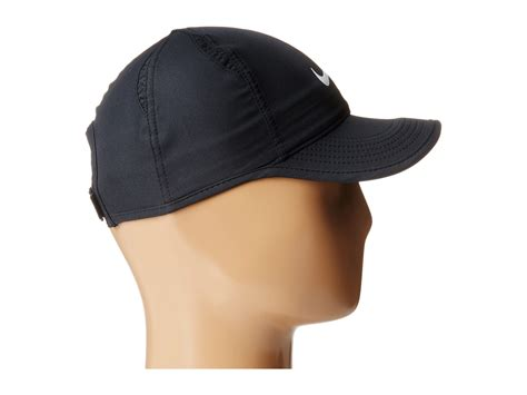 nike women s feather light adjustable hat nike featherlight cap at zappos com