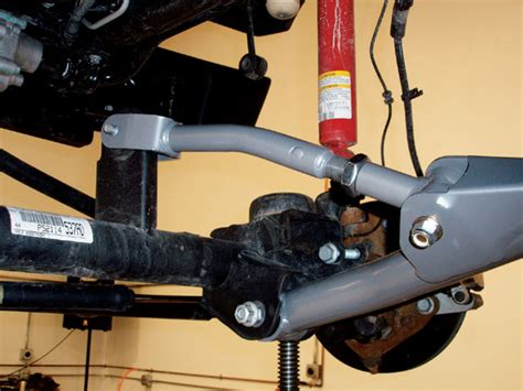 Jeep Tj Arm Diy 3 Link Front Suspension Rrc Pirate4x4 4x4 And