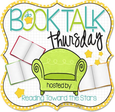 Thursday Three From Book To by Book Talk Thursday Awesome Autumn This Literacy