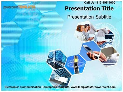 templates powerpoint electronics powerpoint templates electronics choice image powerpoint