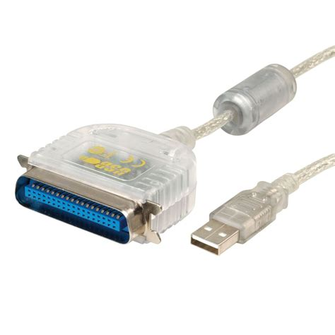 Usb Parallel Printer Adapter usb to parallel printer adapter cable usb peripheral
